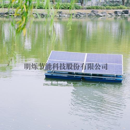 湖南浮水式推流曝气机