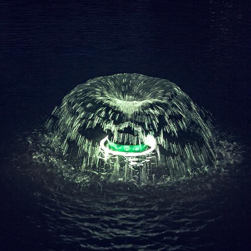 太阳能潜水离心曝气机